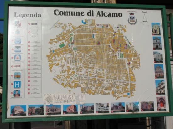 Comune di Alcamo (2955 clic)
