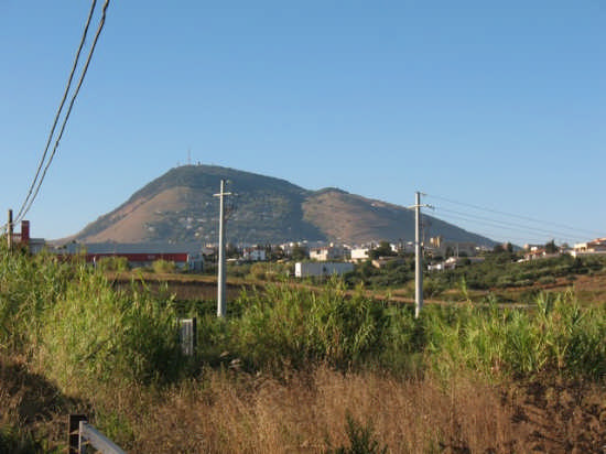Panorama  - Alcamo (3111 clic)