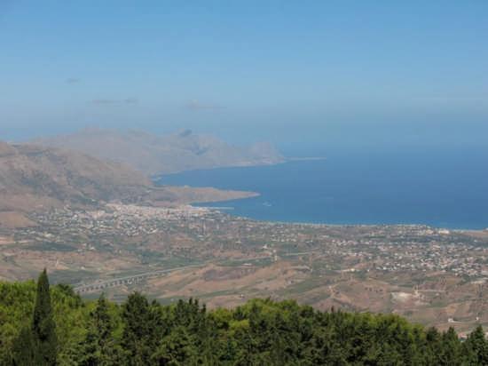 Panorama - Alcamo (2289 clic)