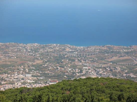 Panorama - Alcamo (3051 clic)