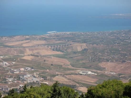 Panorama - Alcamo (3381 clic)