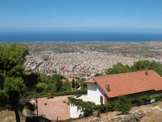 Panorama - Alcamo (2714 clic)