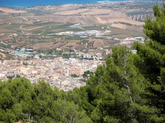 Panorama - Alcamo (2428 clic)