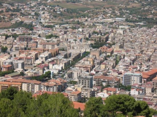 Panorama - Alcamo (3305 clic)