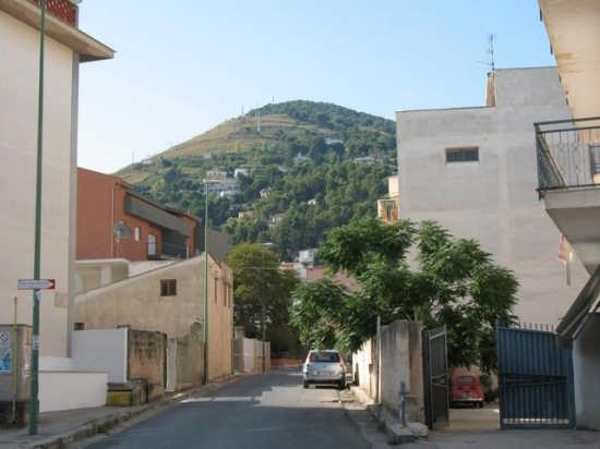 Il monte Bonifato - Alcamo (3473 clic)