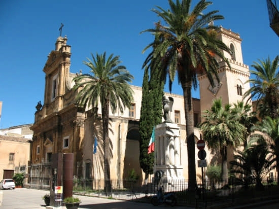 Chiesa - Alcamo (5050 clic)