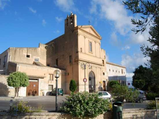 Piazza Padre Pio di Petralcina - Alcamo (4316 clic)