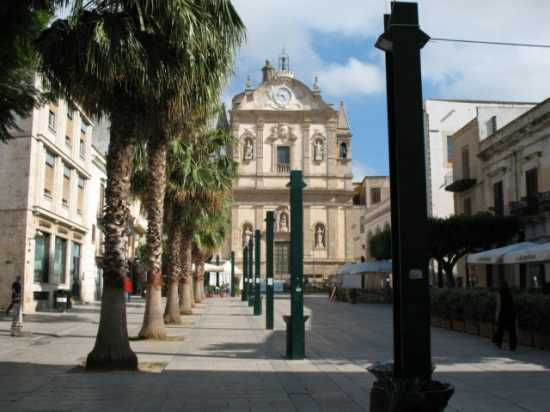Piazza Ciullo - Alcamo (4795 clic)