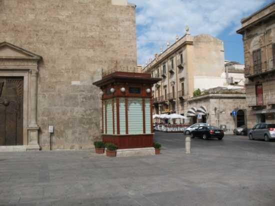 Chiosco - Alcamo (2515 clic)