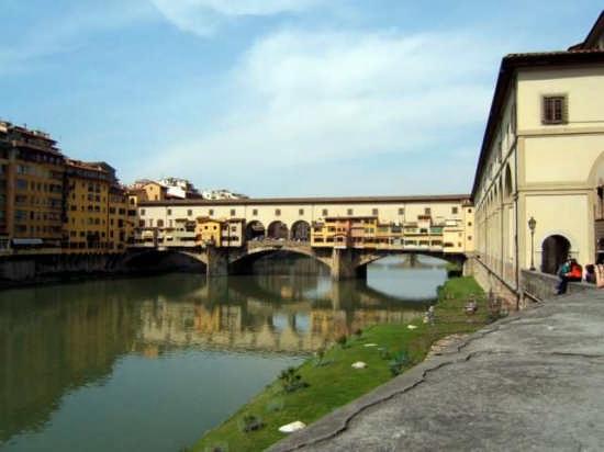 Ponte Vecchio - Firenze (7581 clic)