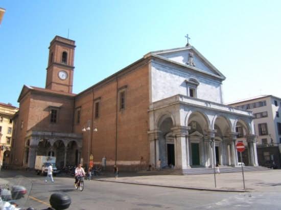 Piazza Grande - Livorno (1917 clic)
