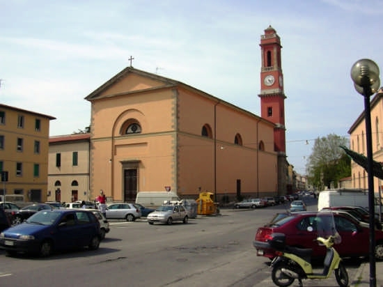 Piazza del Cisternone - Livorno (1517 clic)