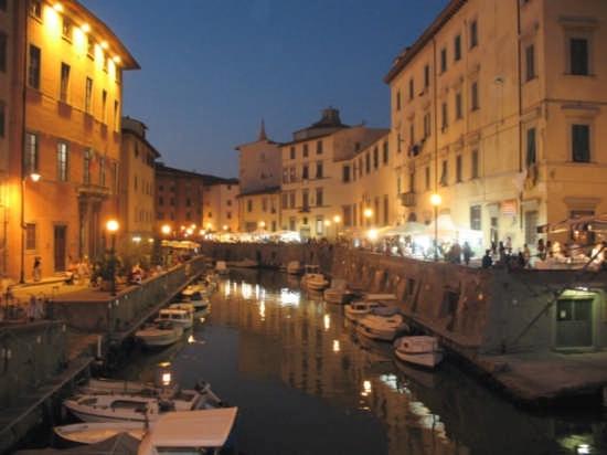 I fossi in festa  - Livorno (4046 clic)