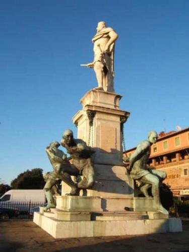 Monumento i Quattro Mori - Livorno (7512 clic)
