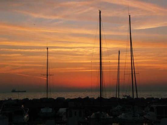 Tramonto - Livorno (3237 clic)