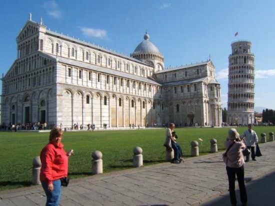 Piazza dei Miracoli - Pisa (4207 clic)