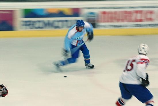 Hockey su  ghiaccio - Pontebba (2929 clic)