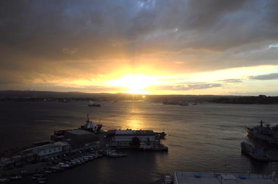 ...tramonti, marina ponente - Augusta (2906 clic)