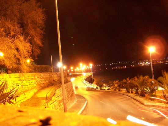 ...la biscia  notturna - Augusta (3030 clic)