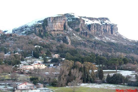 Montagna Vecchia di Corleone... (4428 clic)