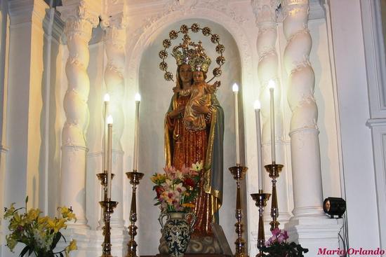 Madonna S.S. delle Grazie a Corleone... (1397 clic)