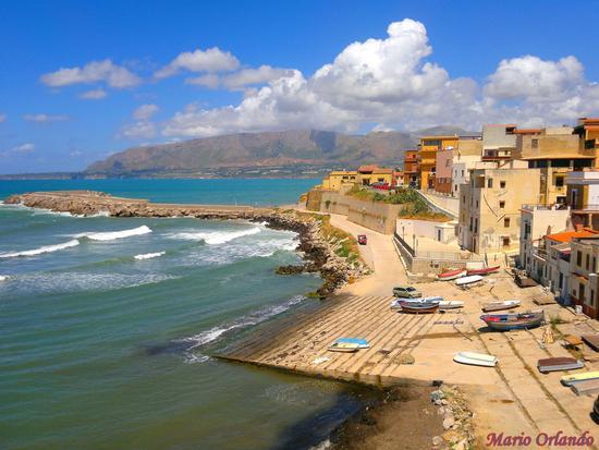 Trappeto Mare di Sicilia . . . (1318 clic)