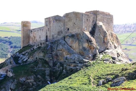 Il Castello di Margana. . . - Prizzi (4553 clic)