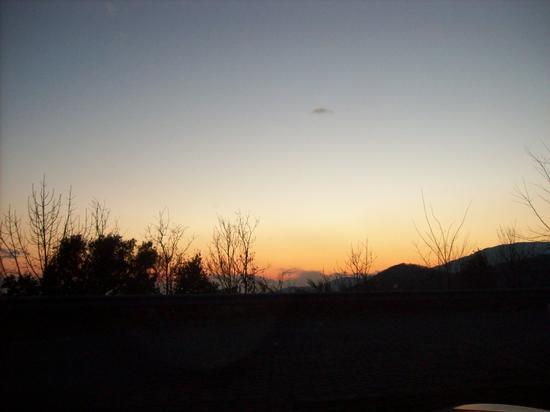 tramonto - Ceranesi (1295 clic)