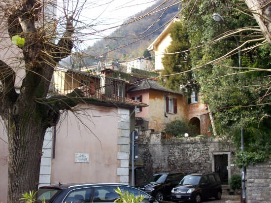 Scorcio - Laglio (2704 clic)