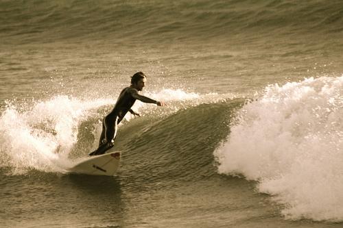 Surf a Mini Capo - Cagliari (3993 clic)