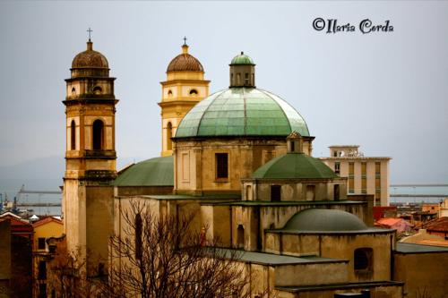 Cagliari - Chiesa di Sant'Anna - Oristano (5808 clic)