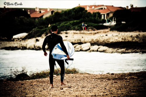 Surf a Mini Capo - Cagliari (2321 clic)