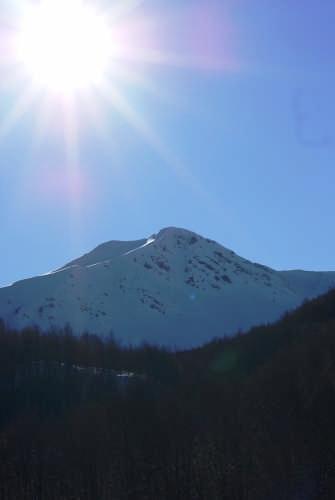 Monte Cusna - Febbio (2243 clic)