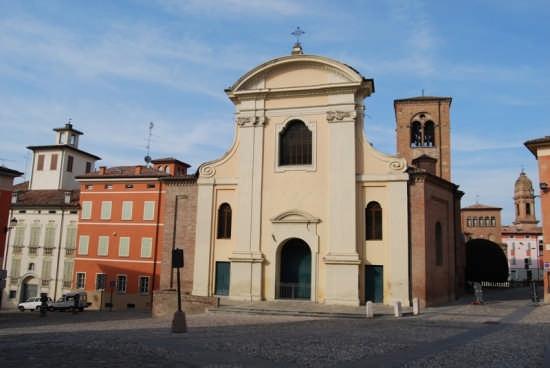 Pieve di S.Maria - Scandiano (2275 clic)