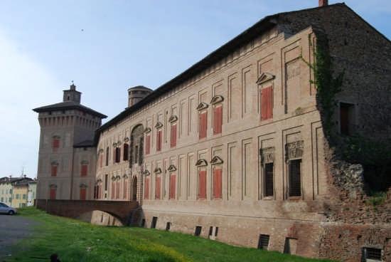 Rocca dei Boiardo  - Scandiano (3332 clic)