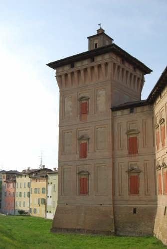 La Torre della Rocca dei Boiardo  - Scandiano (2554 clic)