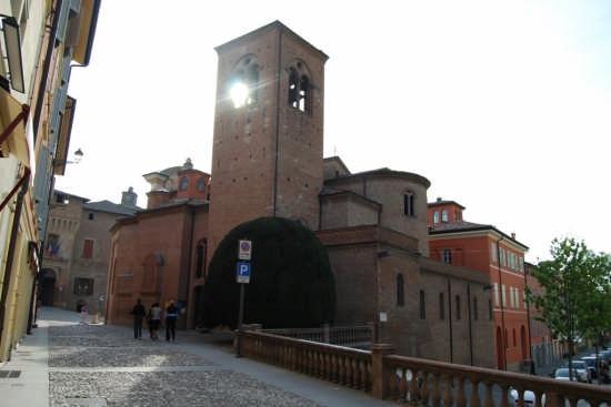 Pieve di S.Maria - Scandiano (2492 clic)