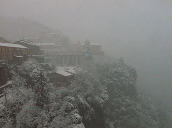 Panorama - Inverno 2005 - Nemi (2111 clic)