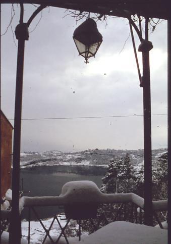 Inverno 1981 - Nemi (1726 clic)