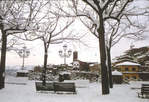 Panorama -  Inverno 1981 - Nemi (2119 clic)