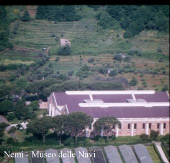 Museo delle Navi Romane - Nemi (2033 clic)