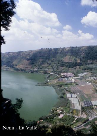 Il Lago - Nemi (2155 clic)
