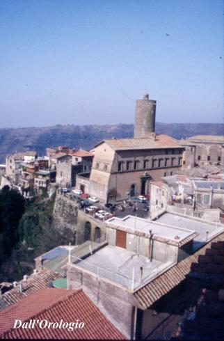 Castello Ruspoli -  - Nemi (1938 clic)
