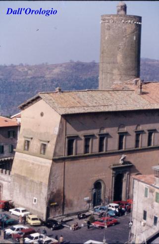 Castello Ruspoli   - Nemi (2145 clic)