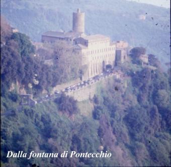 Castello Ruspoli - Nemi (2451 clic)
