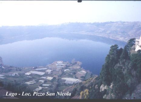 Il Lago - Nemi (2167 clic)