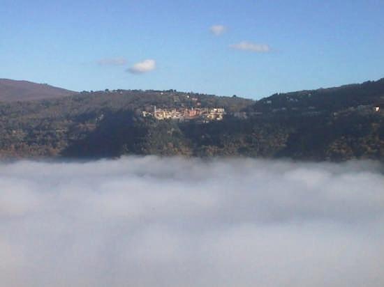 NEMI - Nebbia sul Lago (2575 clic)