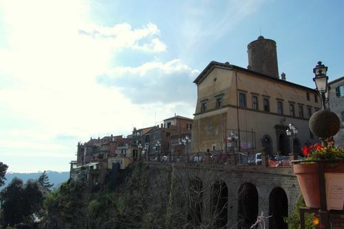 NEMI  -  Palazzo Ruspoli (3957 clic)