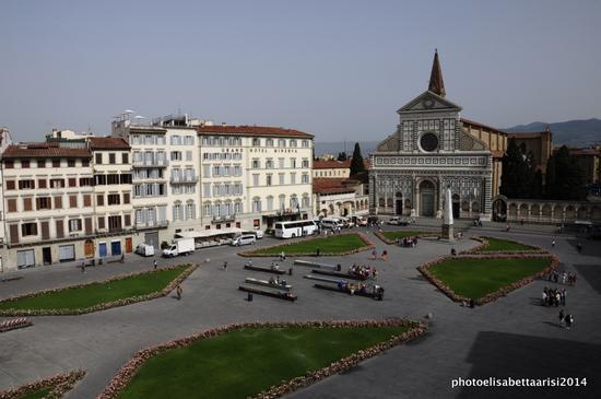 Piazza Santa Maria Novella - Firenze (824 clic)