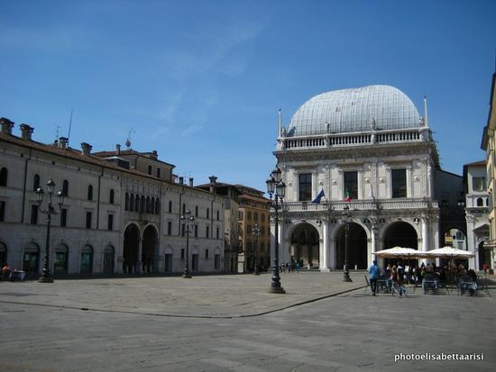 Brescia Palazzo Loggia (1004 clic)
